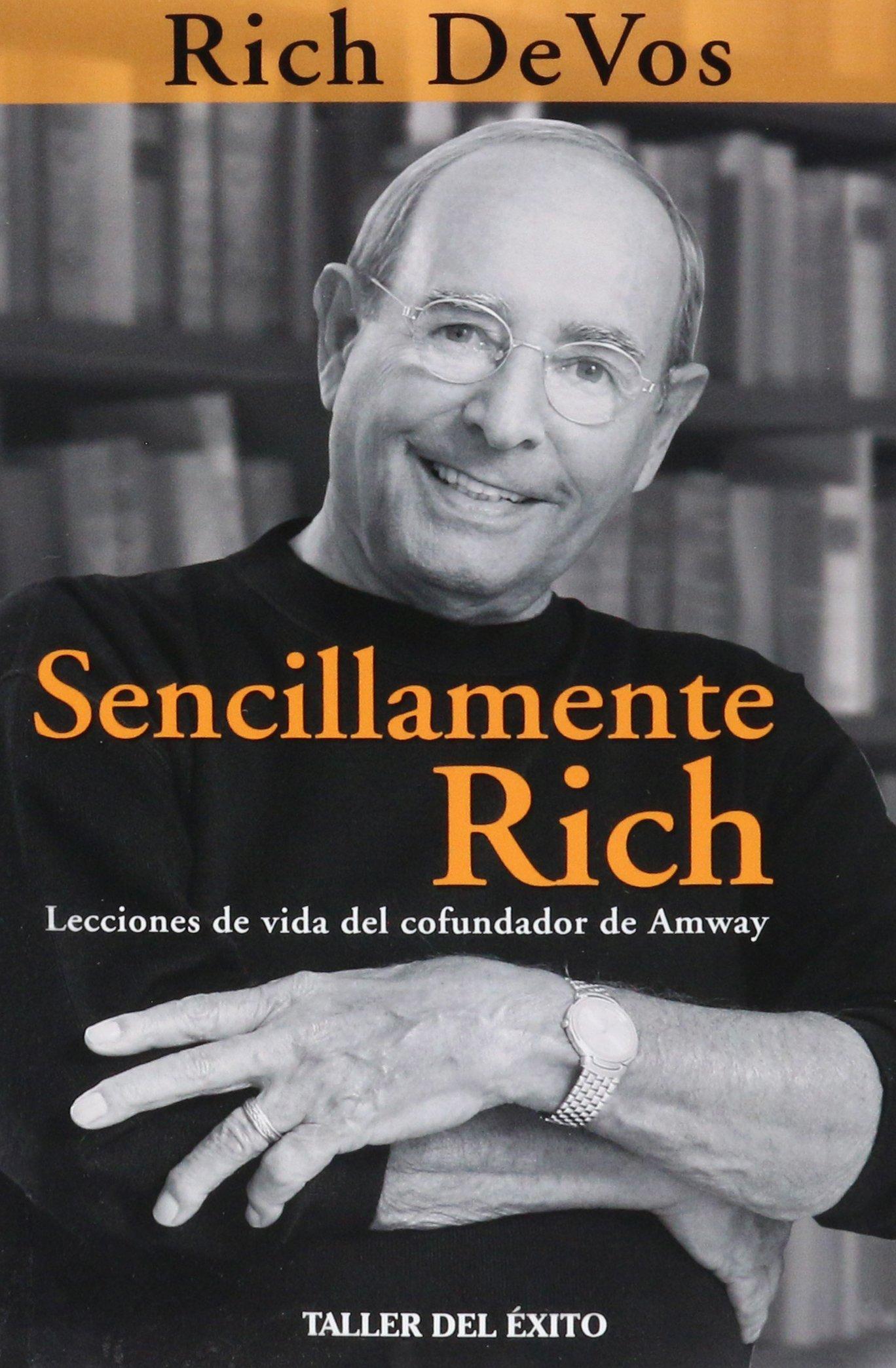 Simplemente rich rich devos 9781607383383 amazon books fandeluxe Gallery