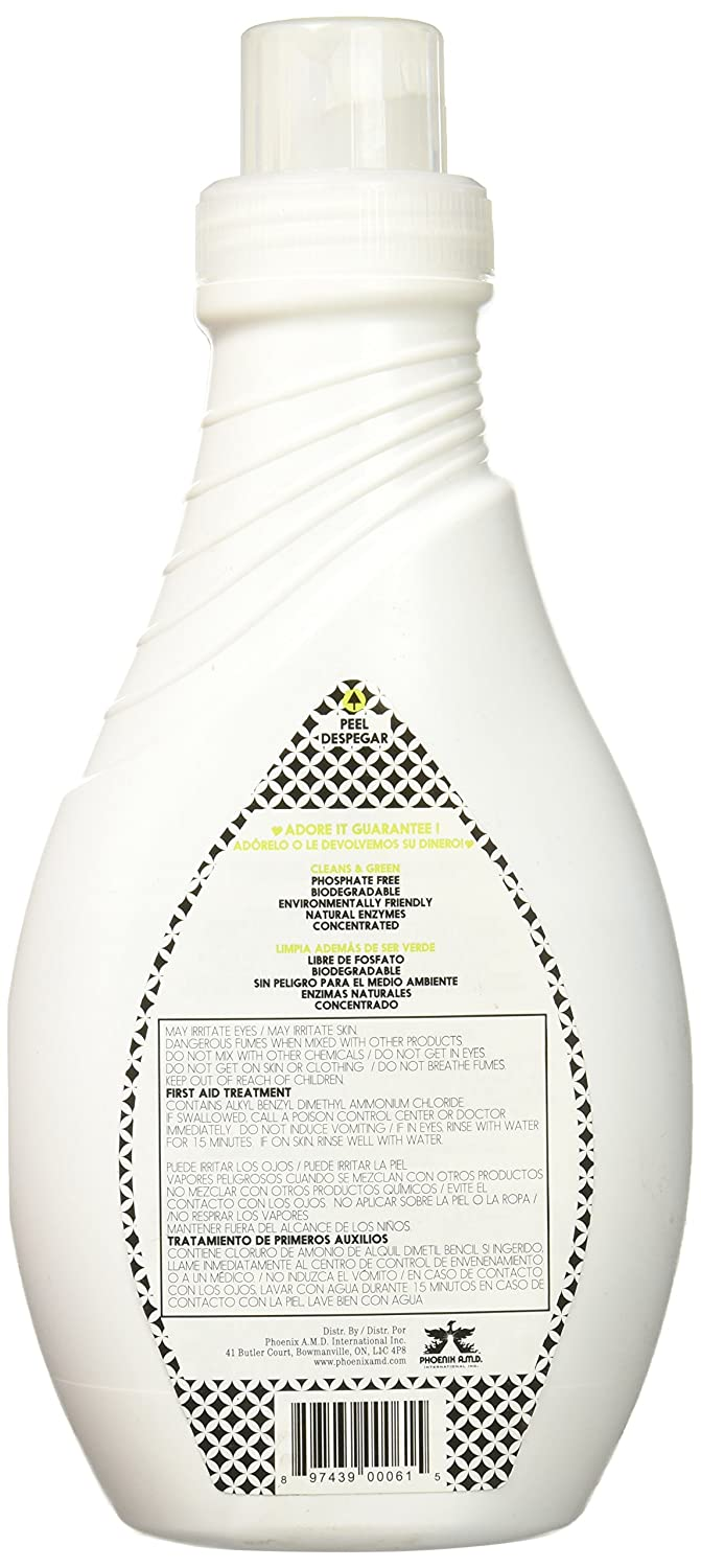 Excelsior HECLEAN1L-U HE Washing Machine Cleaner and Deoderizer, 1-Liter