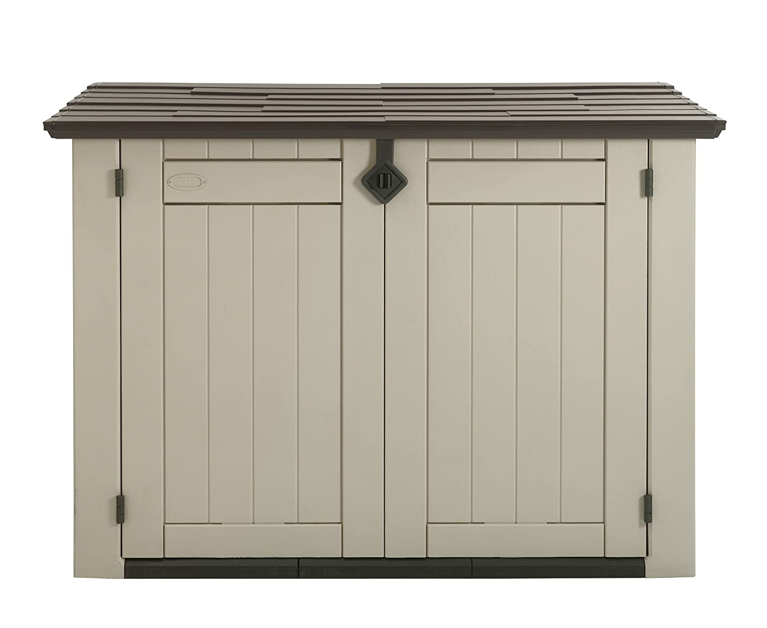 Keter Keter Keter Store it out Max beige braun 8ba720