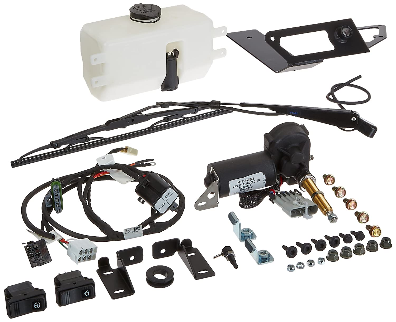 Polaris 2879526 Windshield Wiper Washer Kit Automotive Automatic Control