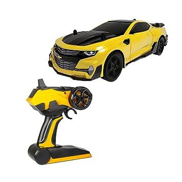 Dickie Toys 203111012 Transformers M5 - Robot de Juguete de baricade: Amazon.es: Juguetes y juegos