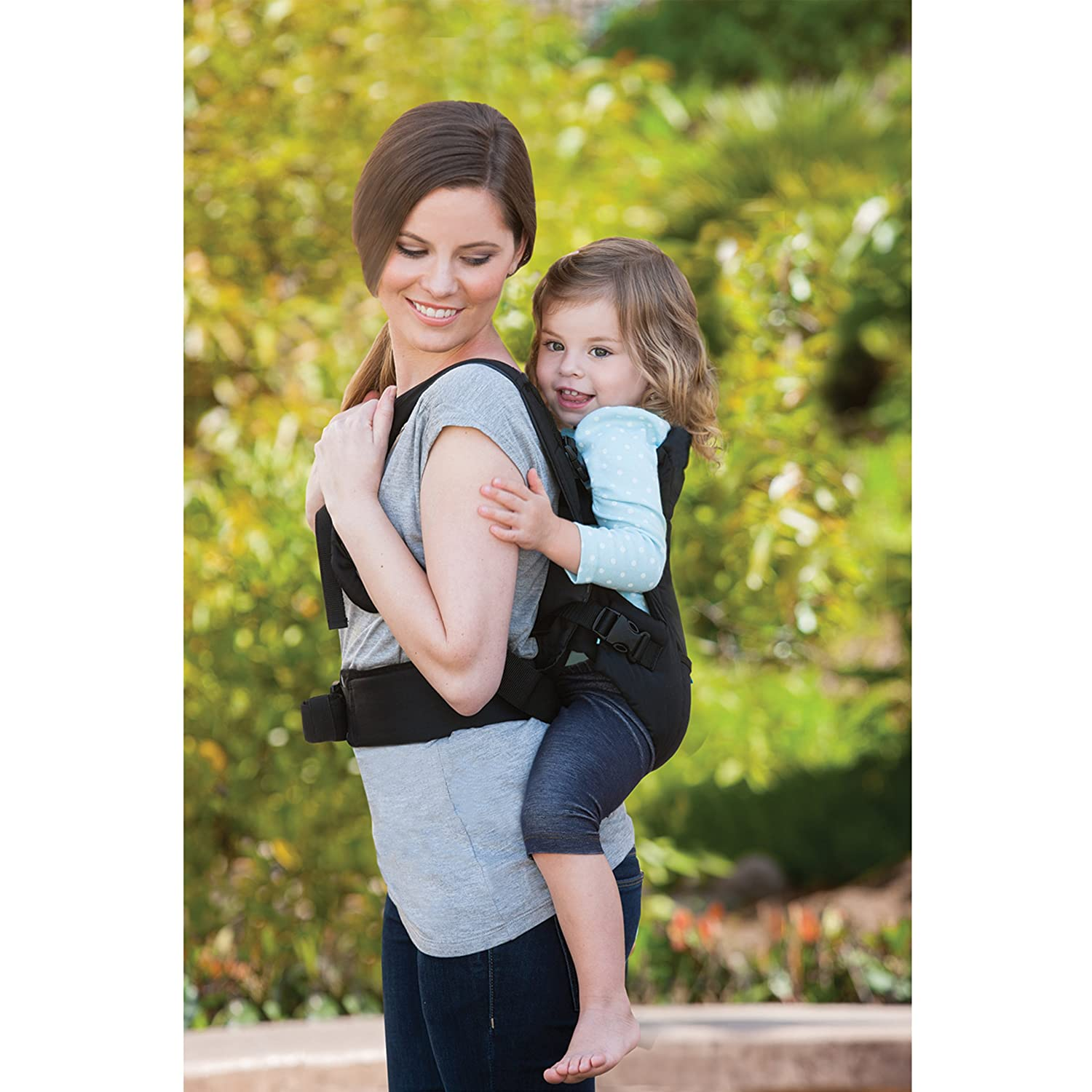 Infantino Flip Front 2 Back Carrier Black Amazon Baby
