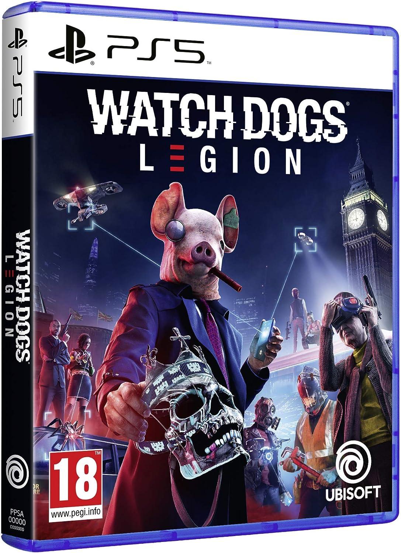 #Videojuego Watch Dogs Legion por sólo 20,29€ ¡¡32% de descuento!!