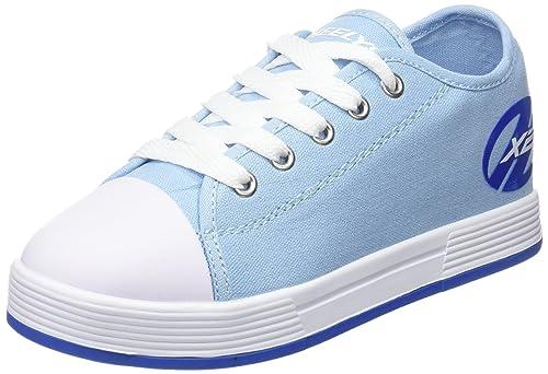 HEELYS Fresh 770737 - Zapatos Dos Ruedas para niñas, Color Azul, Talla 38: Amazon.es: Zapatos y complementos
