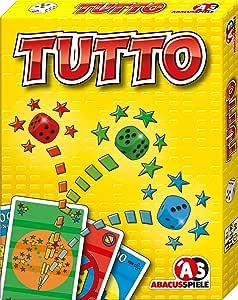 Abacusspiele - Juego de cartas, de 2 a 10 jugadores (8941) (importado): Amazon.es: Electrónica