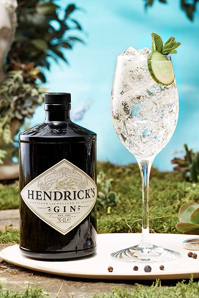Hendrick's - Ginebra 700 ml