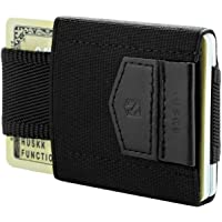 Minimalist Slim Front Pcoket Wallet - 10 Card Holders - Cash & Keys