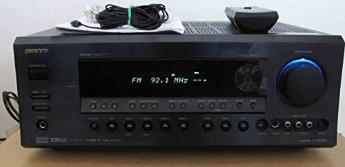 Onkyo TX-SR603X 7.1 Channel Home Theater Receiver Black