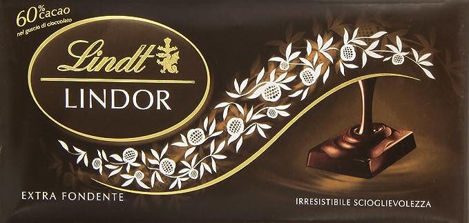Lindt – Chocolate, extra Fondant, 100 g