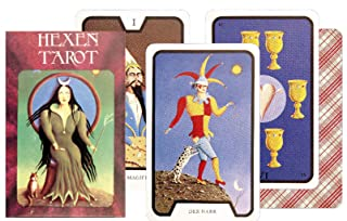 Alterras–Cards: Witches Tarot Card in Retail Packaging