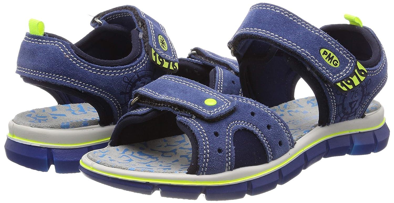 5.5 UK Bluette//Blu 3396800 Primigi Boys/' PTV 33968 Ankle Strap Sandals Blue