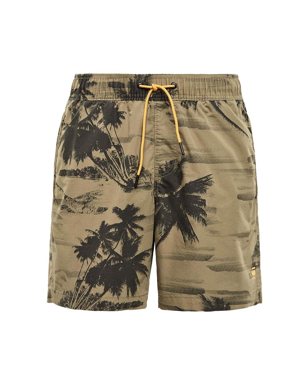 G-STAR RAW Dirik Swimshort Ao Pantalones Cortos para Hombre