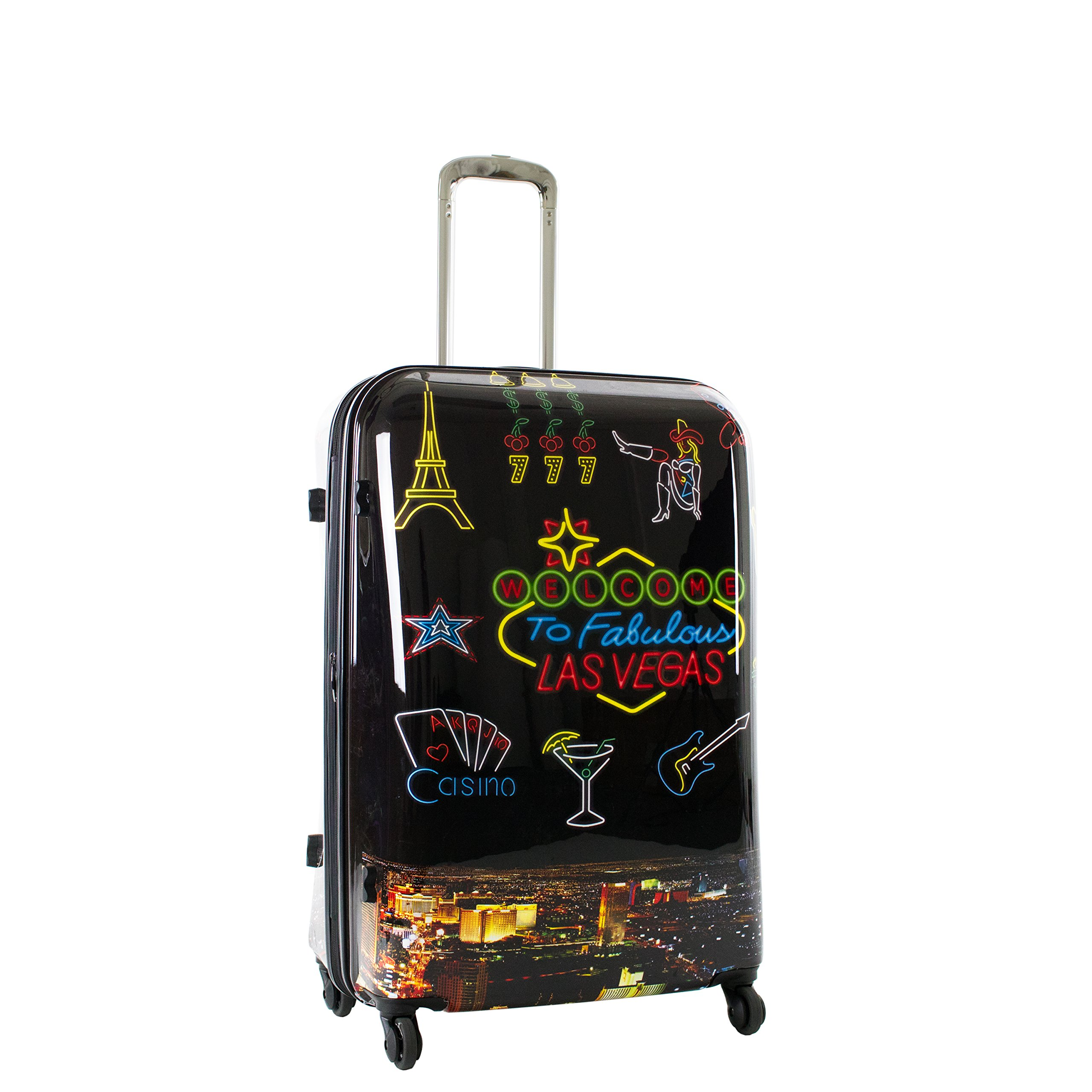 American Green Travel Las Vegas 28 inch Luggage