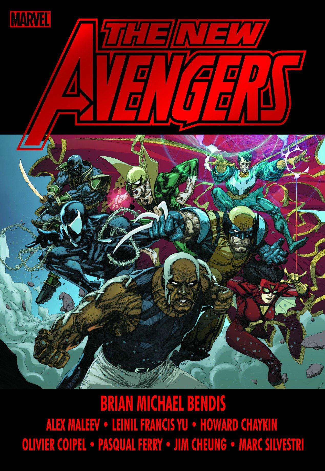 Download New Avengers, Vol. 3 pdf epub