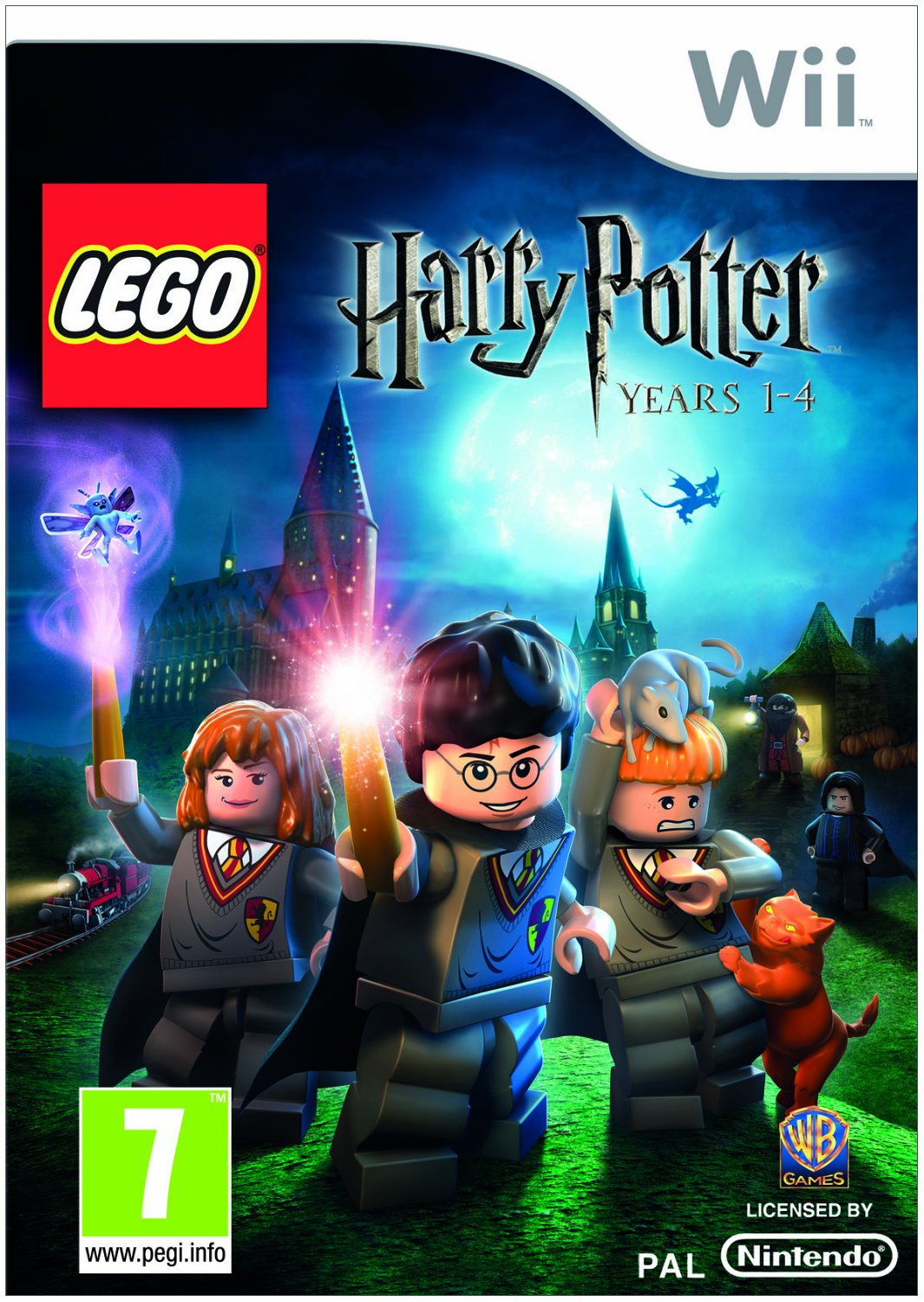 Lego Harry Potter: Years 1-4 (Wii): Amazon.co.uk: PC & Video Games