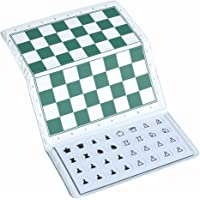 Checkbook Magnetic Travel Chess Set