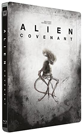 Alien: Covenant - (edition Limitée - Steelbook) [Blu-ray]