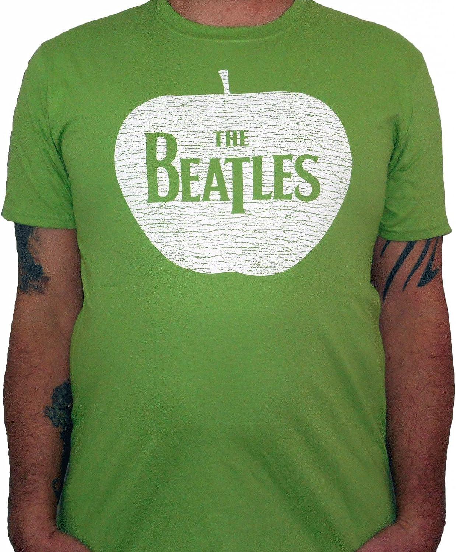 Hardcore Apparel Beatles (Apple Green) Men's T-Shirt
