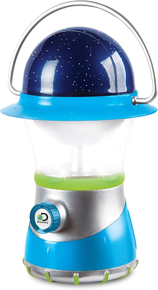 Amazon.com: DISCOVERY Kids 2 en 1 4X LED Starlight Linterna ...