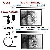 Voilamart A2 LED Tracing Board Light Box Light