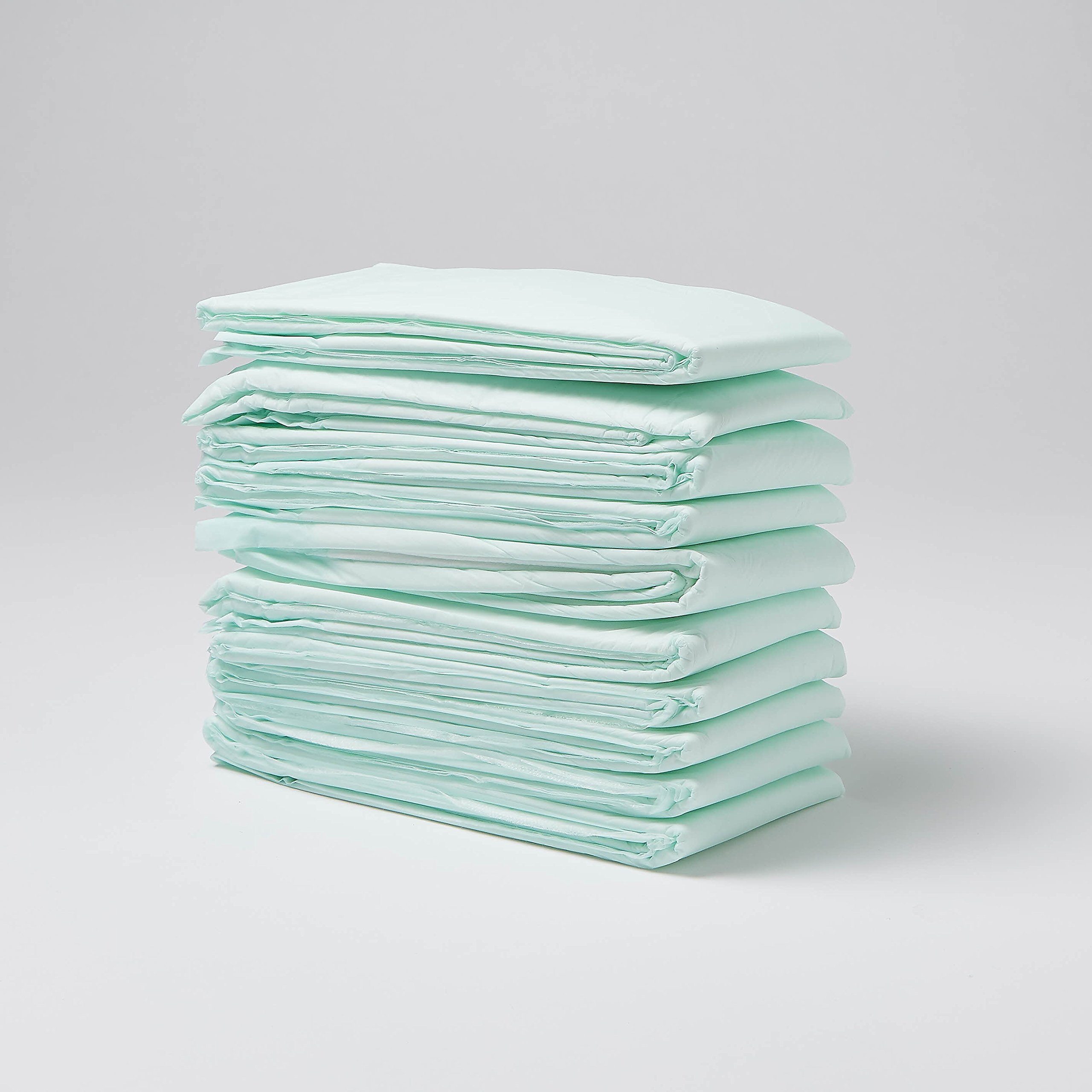 Medline Fluff Disposable Underpad, Moderate Absorbency, Great for Changing Table and Surfaces, 30'' x 30'' (Pack of 90) by Medline (Image #2)