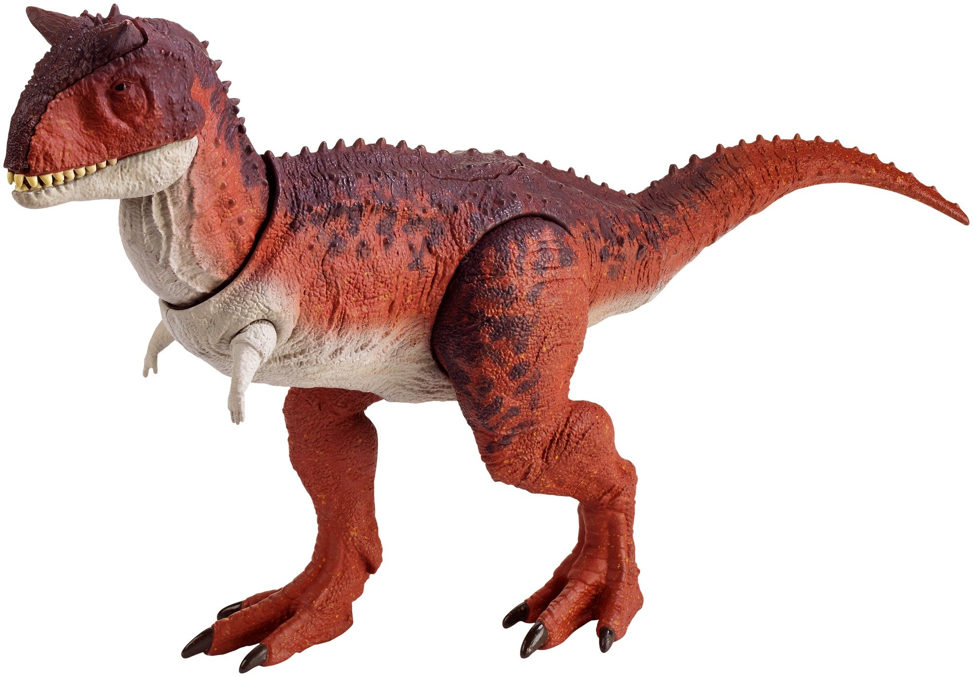 Jurassic World Action Attack Carnotaurus Figure by Jurassic World Toys (Image #1)