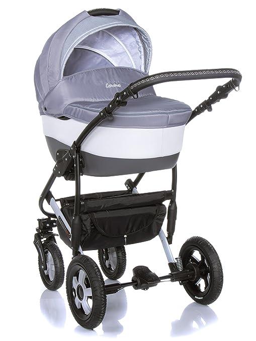 Cochecito Combi Travel Sistema Camarelo Carera CA de 14 3 in1 Buggy deportes carro Baby Carcasa