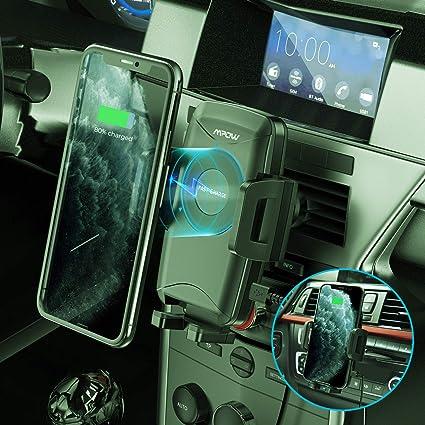 Amazon.com: Mpow 058 Soporte de teléfono para coche, ranura ...