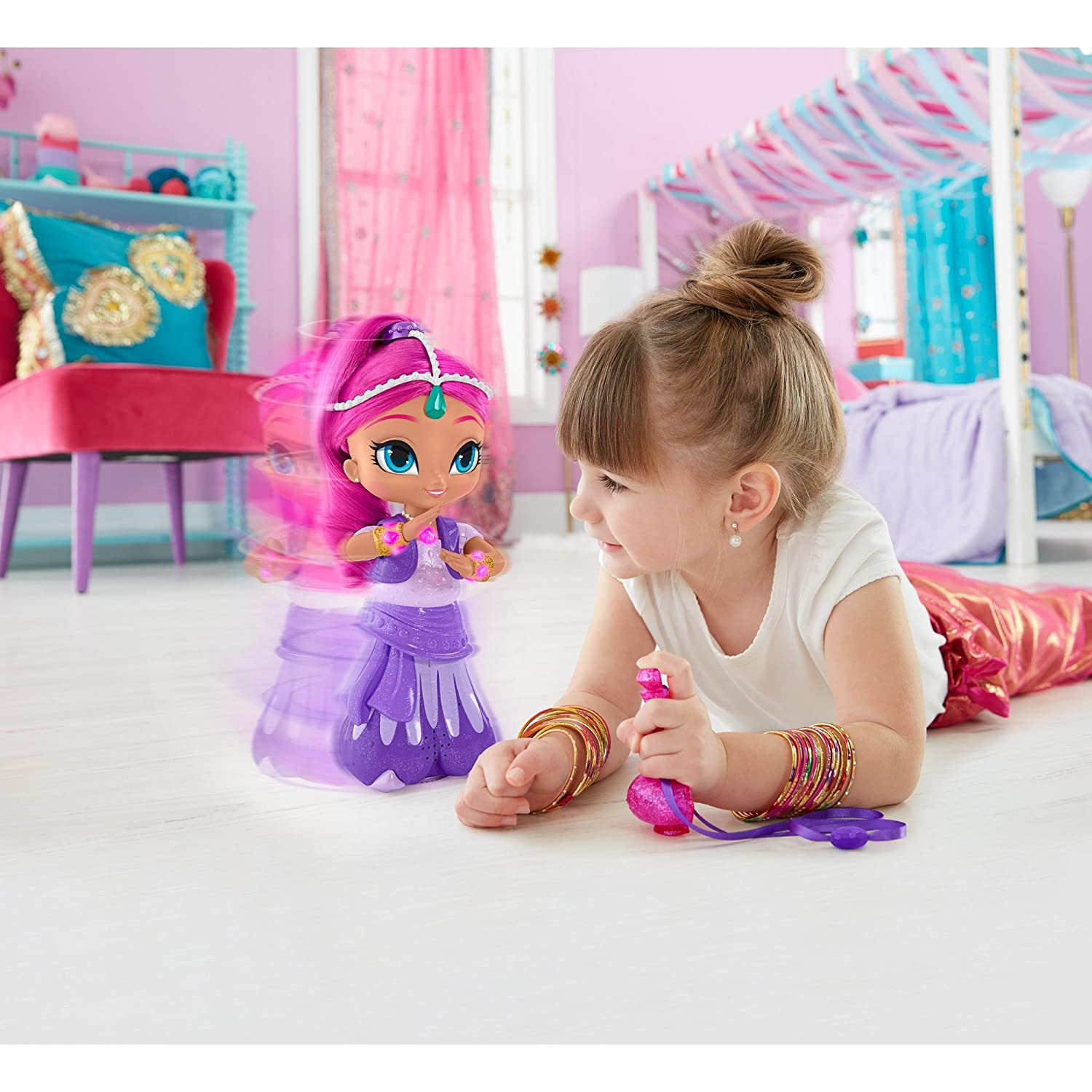 Shimmer and Shine Wish & Spin Shimmer
