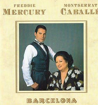 freddie mercury barcelona album free download