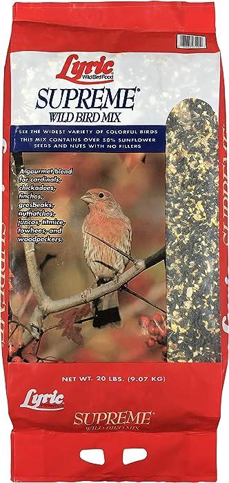 The Best Lyric Supreme Bird Food