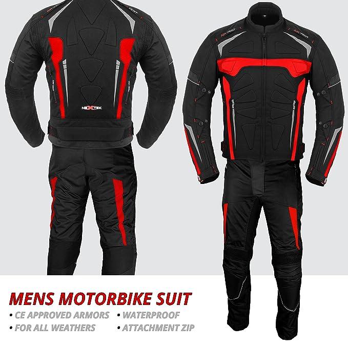 Traje de moto Armor traje de motocicleta bicicleta Rider 2 ...