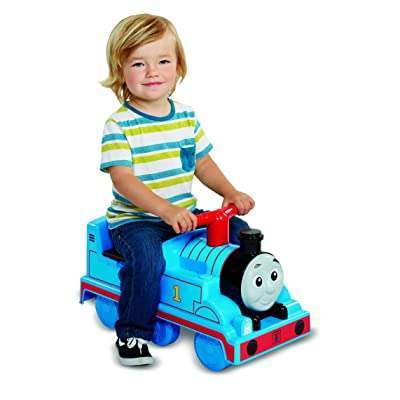 Thomas & Friends Fast Tracks Ride-on: Toys & Games