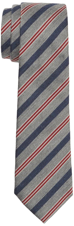 Tommy Hilfiger Tie 7cm TTSSTP16403 Corbata, Gris (20), Talla única ...