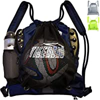 Tigerbro Soccer Backpack for Youth Kids Girls Boys Women Men Sports Bag for  Basketball Football with 1e41f77128408