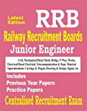 RRB Junior Engineer : For Centralised Recruitment Exam & Practice Papers 2019