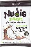 Nudie Snacks Premium Toasted Coconut Chips 35 g (Pack of 12)
