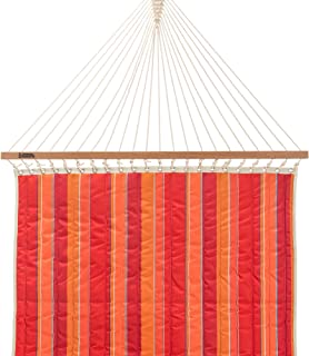 product image for Hatteras Hammocks Large Sunbrella Quilted Hammock - Expand Tamale