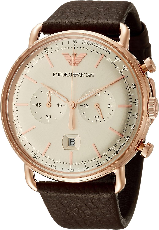 [エンポリオアルマーニ] 腕時計 AVIATOR AR11106 メンズ 正規輸入品