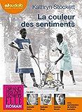 La couleur des sentiments: Livre audio 2 CD MP3-646 Mo + 582 Mo (op)