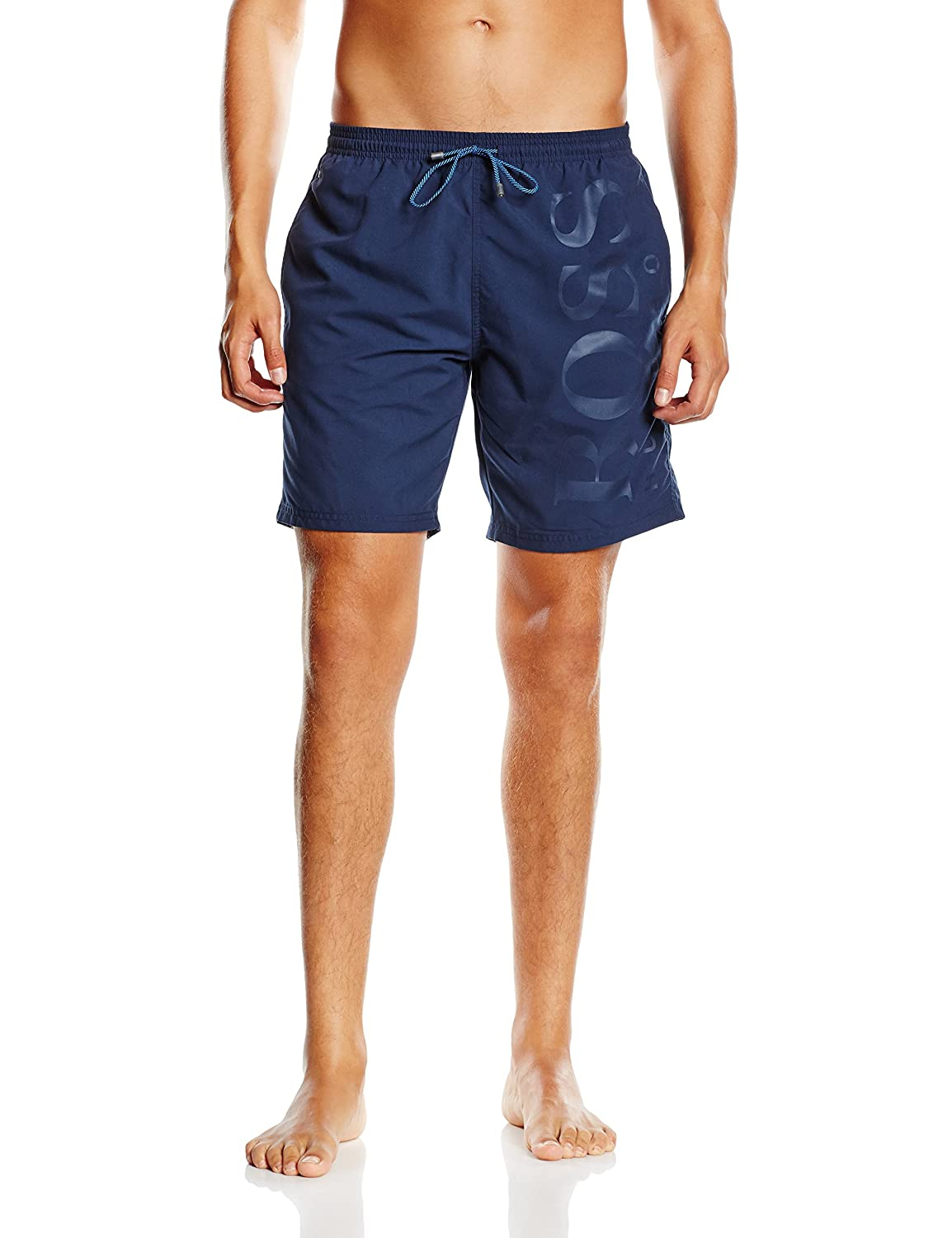 438d91b945 Amazon.com: Hugo Boss Shorts - Mens Orca Swim Shorts in Navy: Clothing