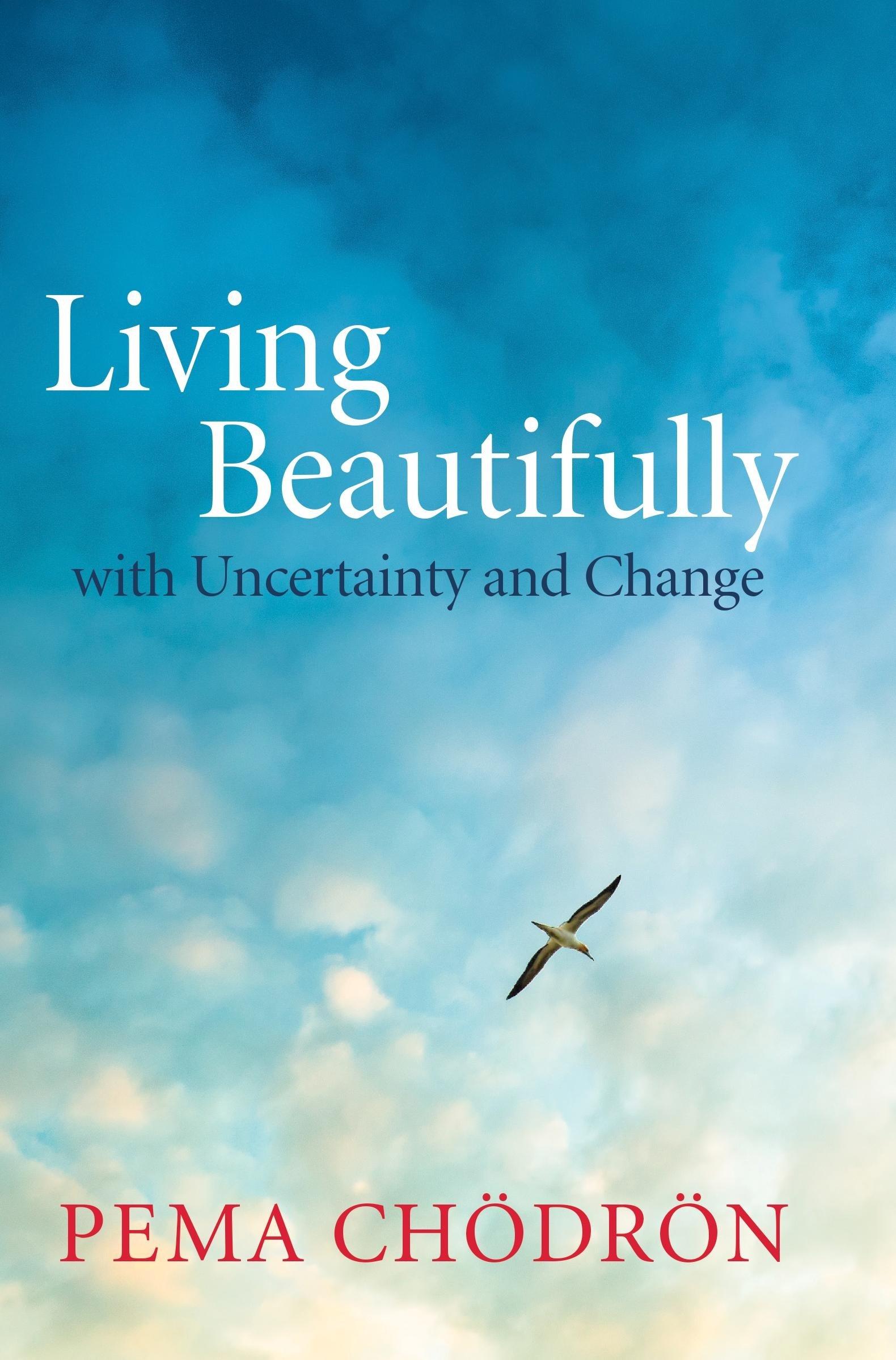 Living Beautifully Uncertainty Pema Chodron product image