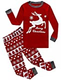 Amazon Price History for:Christmas Flying Reindeer Little Boys Girls Pjs Long Sleeve Kid Pajamas Sets