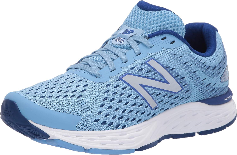 New Balance 680v6 Cushioning, Zapatillas de Correr para Mujer: Amazon.es: Zapatos y complementos