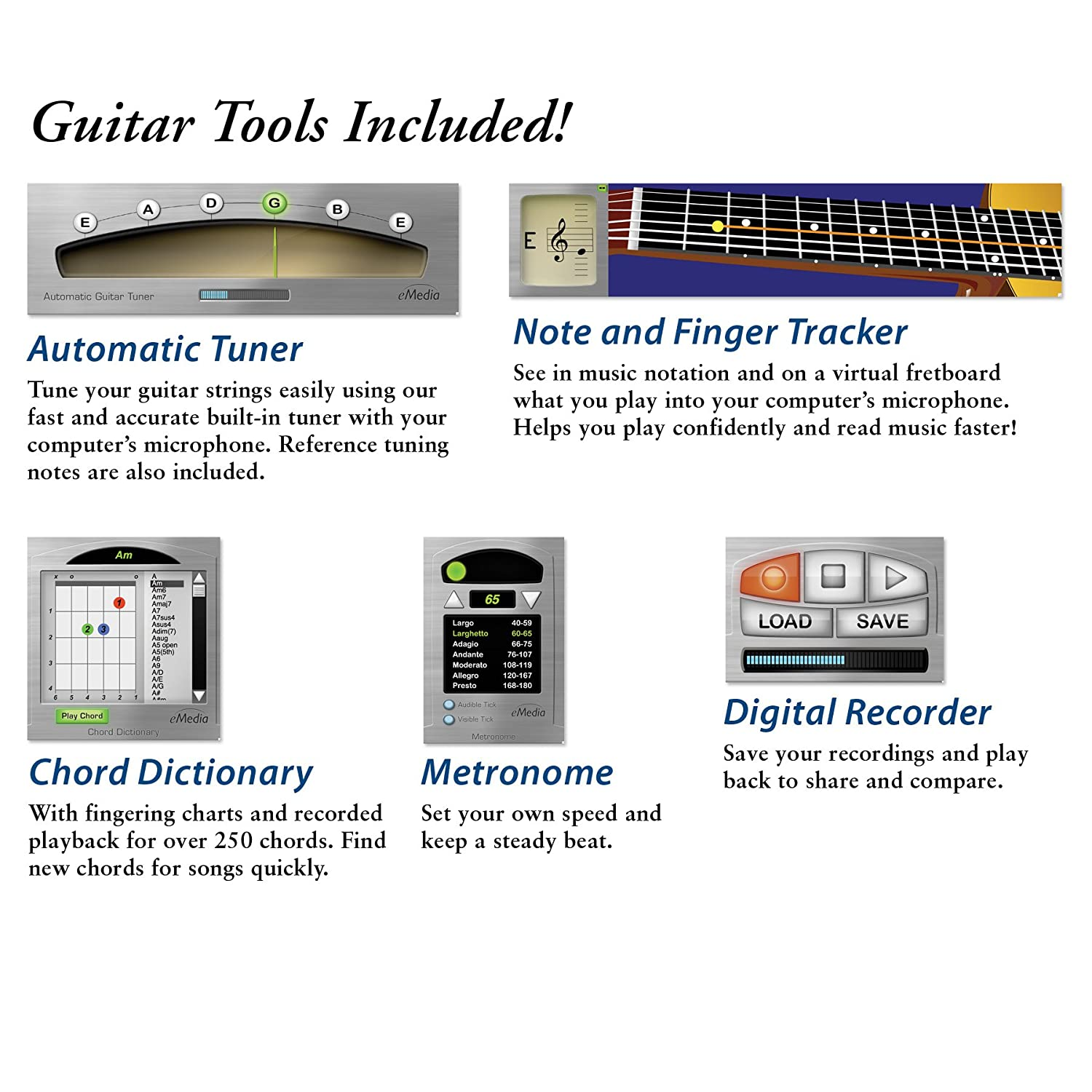 Amazon Emedia Guitar Method V6 Amazon Exclusive Edition With
