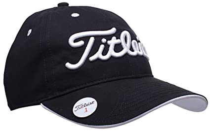 90fe5a09797 Amazon.com   Titleist Fashion Golf Ball Marker Hat (Adjustable ...