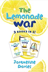 The Lemonade War Three Books in One: The Lemonade War, The Lemonade Crime, The Bell Bandit (The Lemonade War Series) Kindle Edition