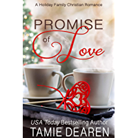 Promise of Love (Holiday Family Christian Romance Book 1) book cover