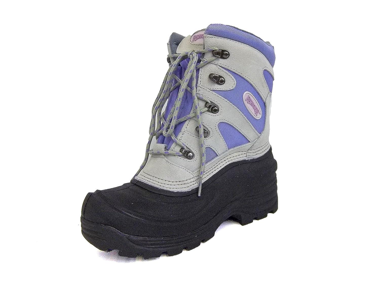 Ranger Womens A697 Lark Pac Boot, White/Violet (11)