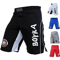 Shorts de MMA Boyka, UFC, lucha, grappling, Muay